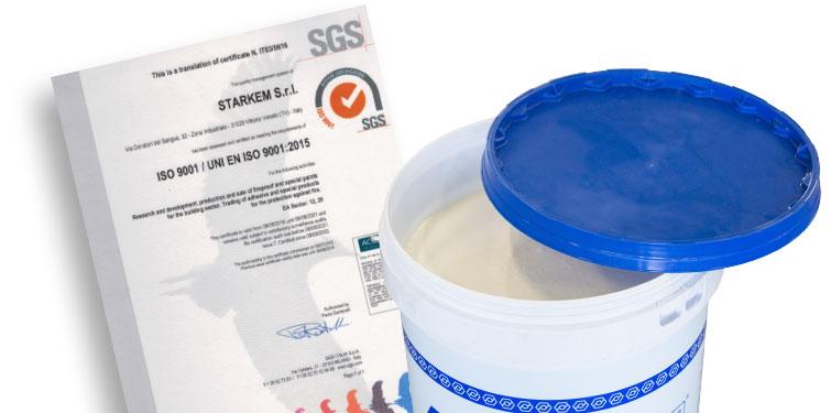 Produzioner di pitture vernici intumescenti e ignifughe vernici per eternit amianto - azienda certificazioni qualità